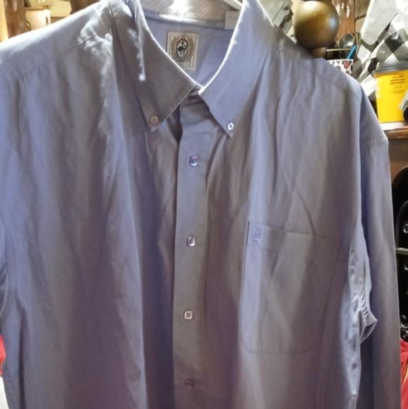 Mens Cinch button down long sleeve shirt